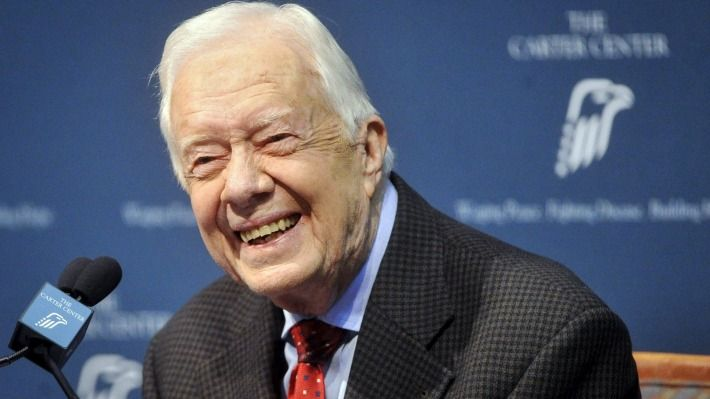 Former US President Jimmy Carter, on Keytruda, 'doesn't need' futher cancer treatment | Stuff.co.nz