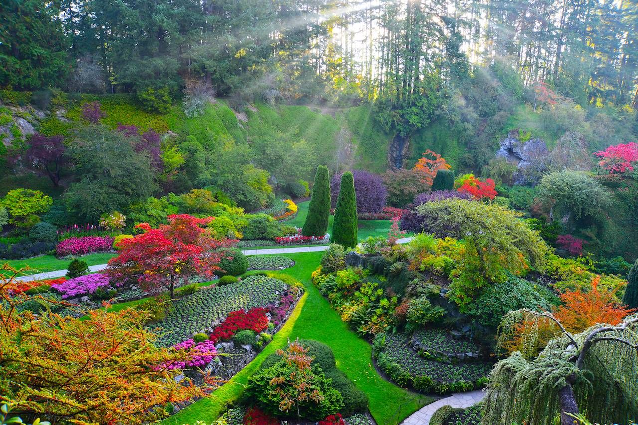 Found on Bing from Butchart gardens