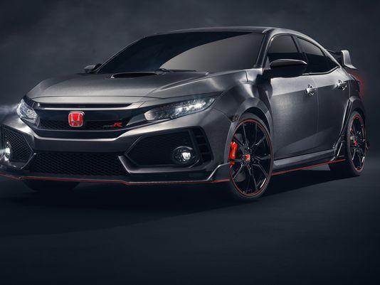 Honda S Superhot Civic Type R Looks Absolutely Insane Honda Civic Type R Honda Civic Honda Civic Hatchback