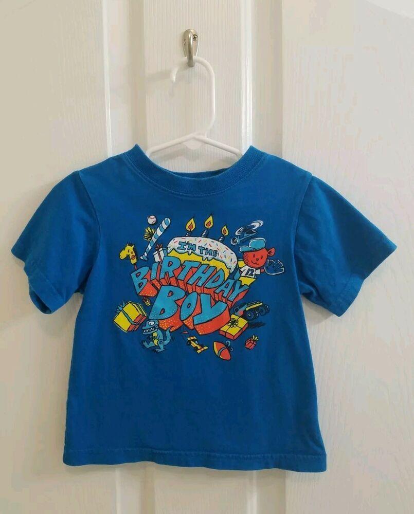Toddler Boy Im The Birthday Short Sleeve Shirt Size 2T Monster Truck Fashion Clothing Shoes Accessories Babytoddlerclothing Boysclothingnewborn5t