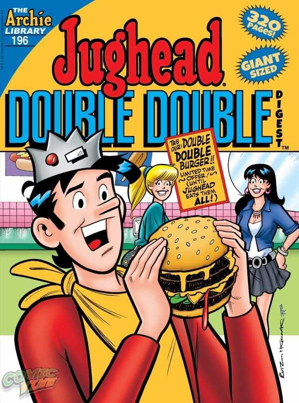Exclusive Preview: JUGHEAD DOUBLE DOUBLE DIGEST #196 - Comic Vine