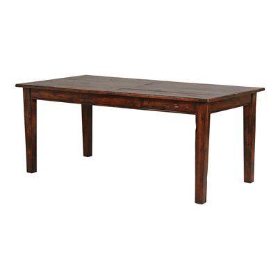 Furniture Classics 28793-QC 8' Plank Top Farm Dining Table