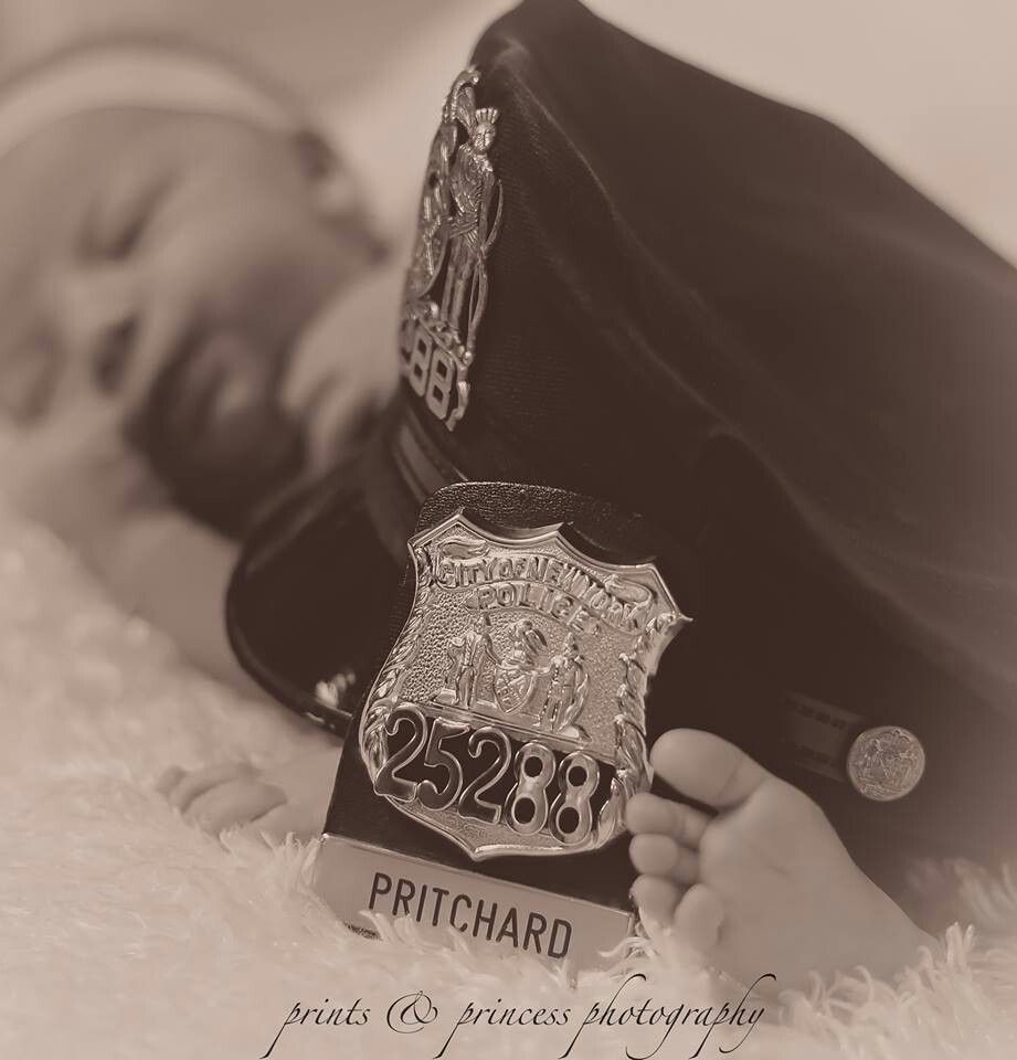 Police baby
