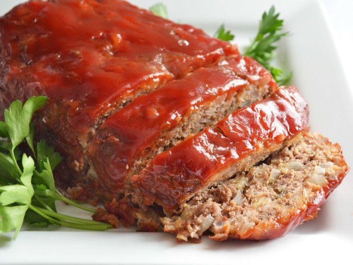 How To Make Meatloaf Food Com Turkey Meatloaf Recipes Meatloaf Loaf Recipes