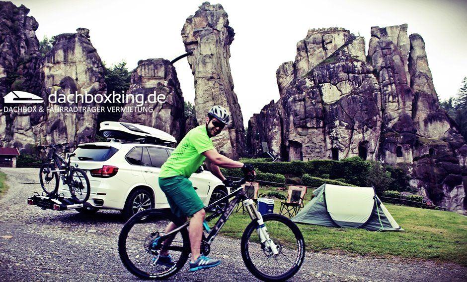 Dachbox Fahrradtrager Mieten Nrw Vermietung Verleih Ruhrgebiet