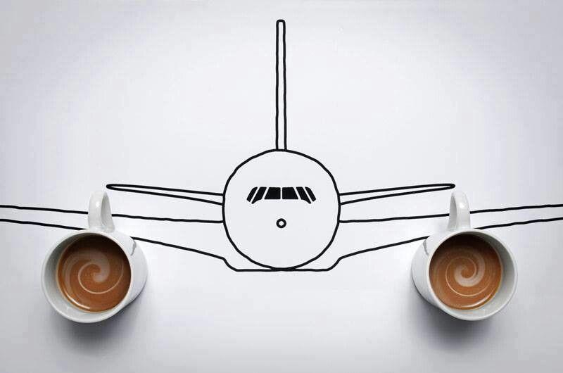 Cafe para desperezar la mente...