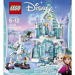 LEGO Frozen Elsa/'s Magical Ice Palace Disney Princess Set 41148