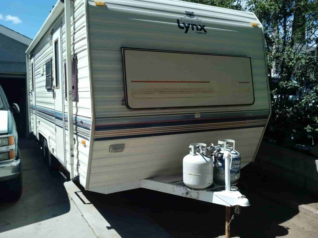 37+ Used camper trailers for sale by owner Wallpaper