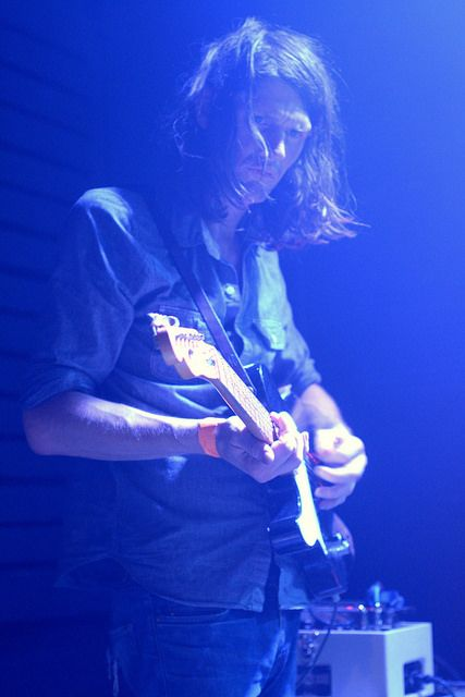 Christian Bland, Christian Bland & The Revelators, Psychedelic Revolution Fest, Toulouse, La Dynamo Sept. 16th, 2014  Pic by Pierre PRIOT / SDEP.com  https://www.facebook.com/events/1455858801359069/