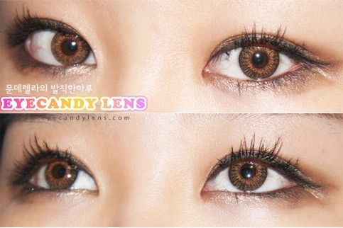 Freshlook Colorblends Pure Hazel Colored Eye Contacts Colored Contacts Best