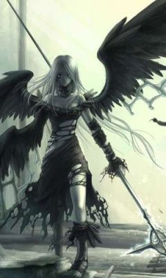 Dark Angels Wallpaper Dark Angel Wallpapers Free Download With