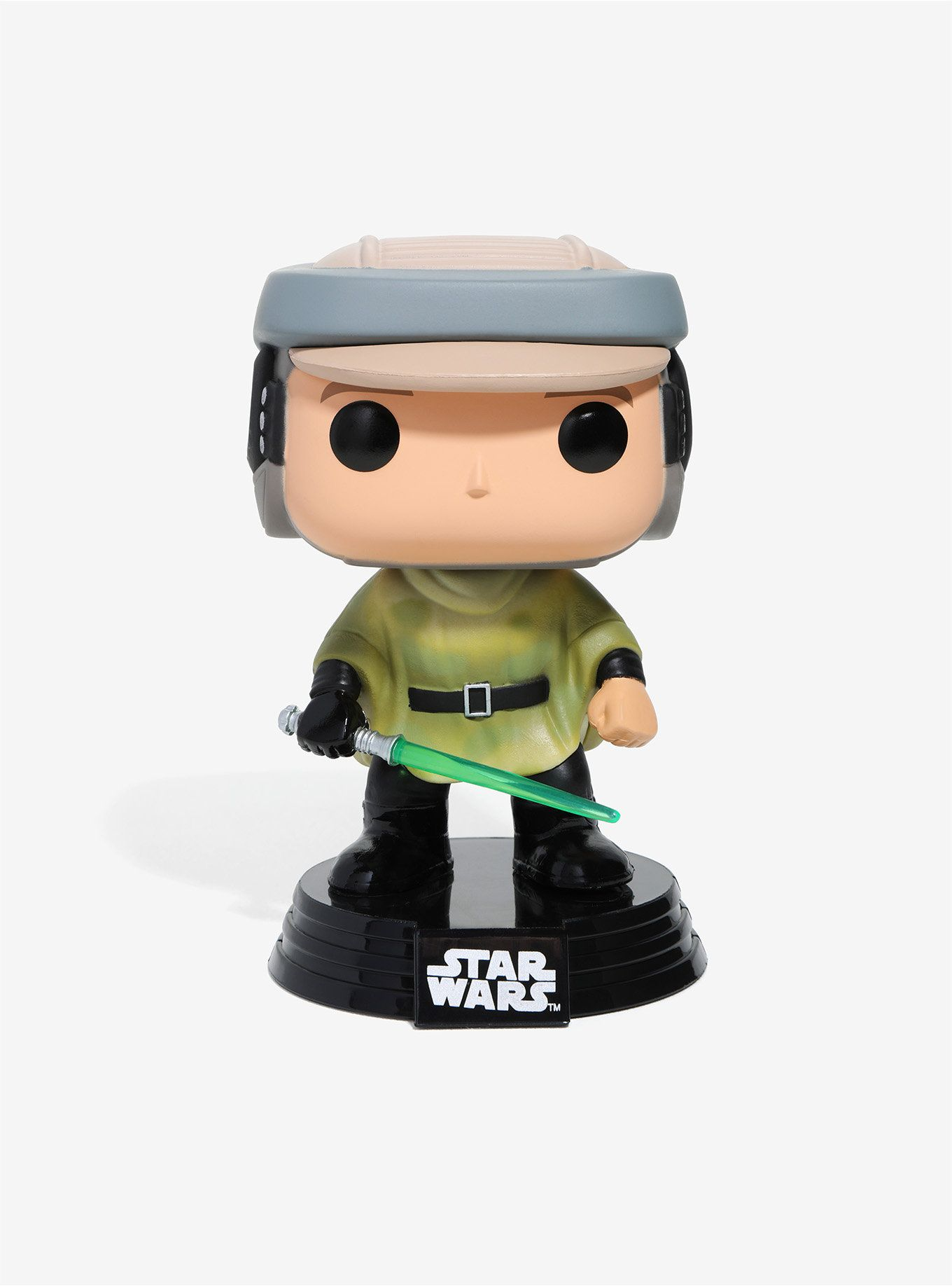 Star Wars House Items Funko Pop Star Wars Luke Skywalker Endor Vinyl Bobble Head
