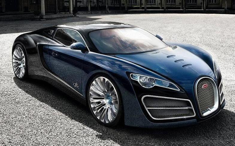 New bugatti veyron 2016