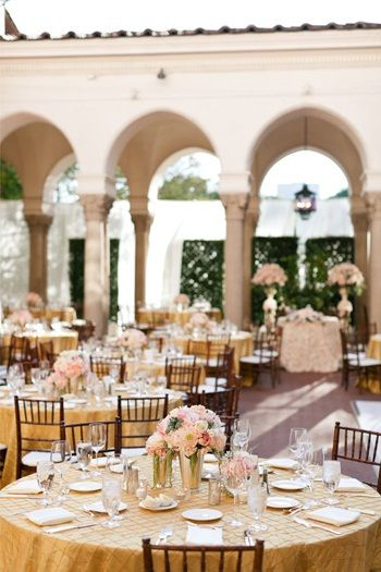Pasadena Wedding at The Athenaeum from Erin Hearts Court ...