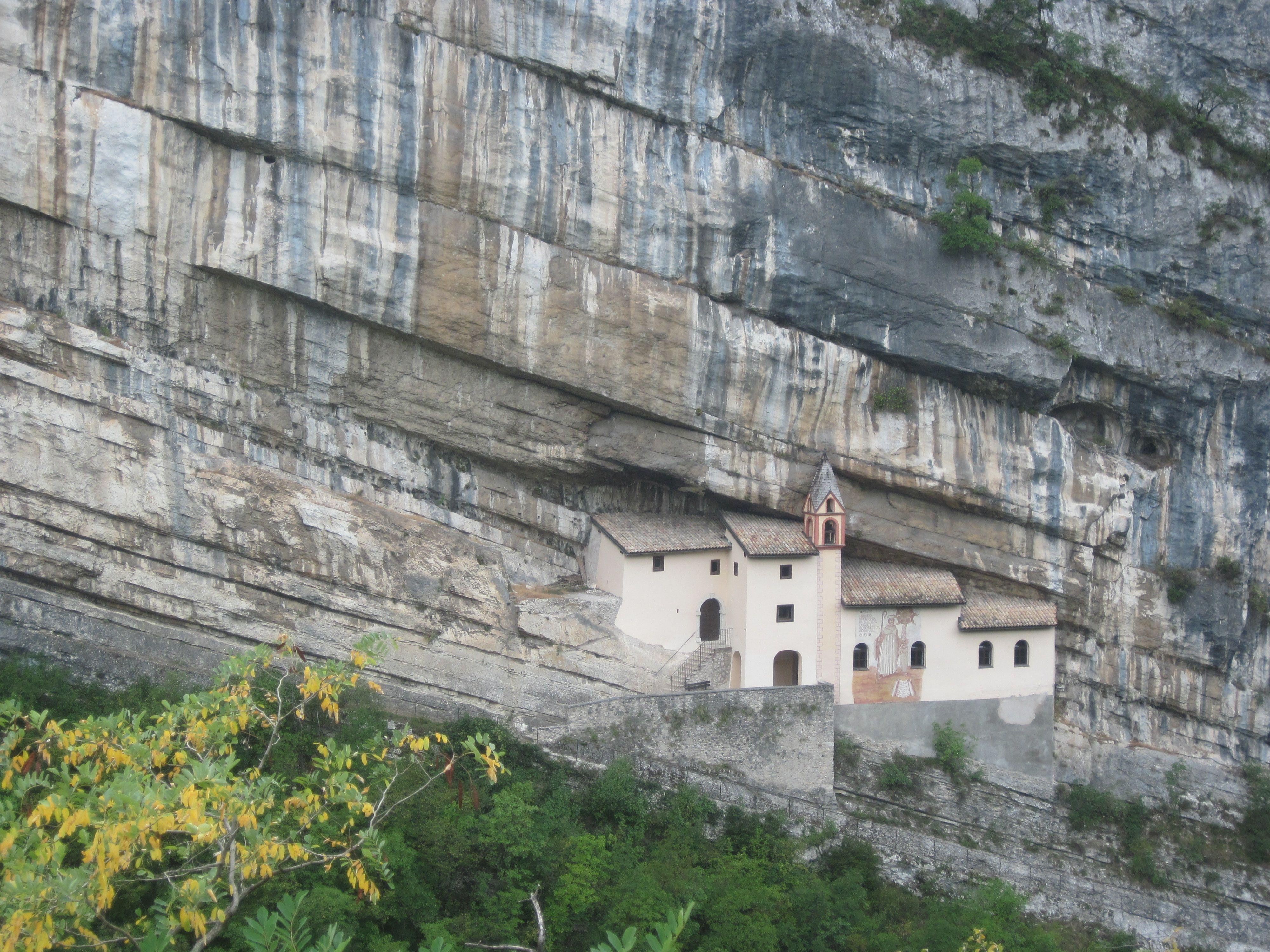 eremo di San Colombano - Trentino