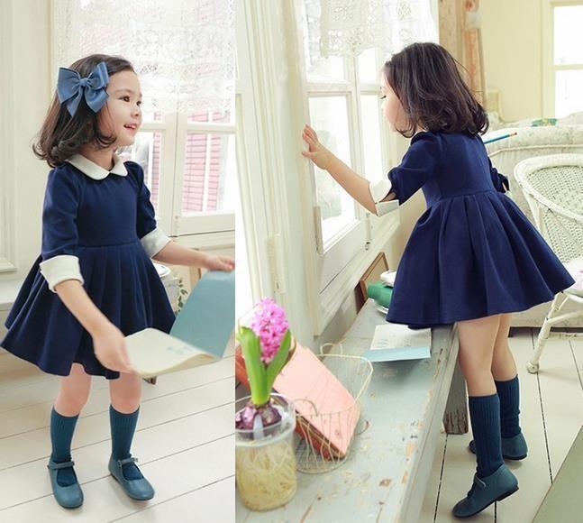 43776b98d6c48 Find More Dresses Information about Autumn Spring Classic Drape Half ...