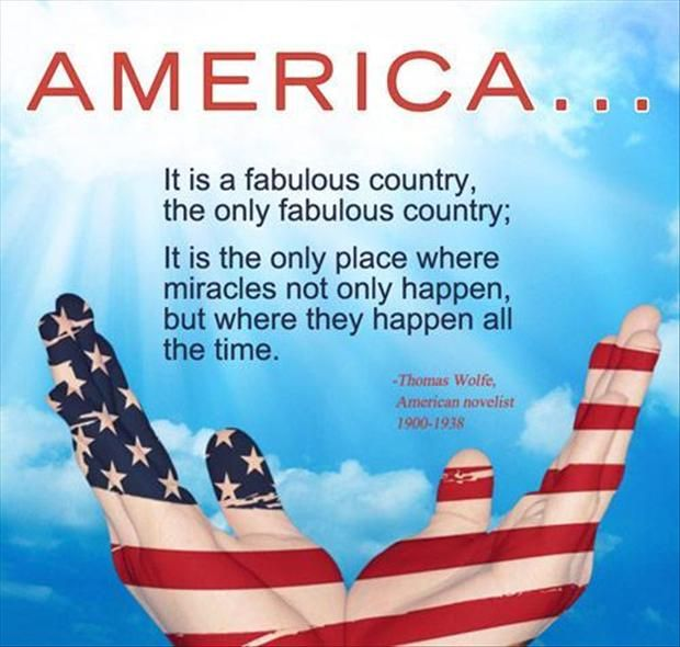 Positive American Flag Quotes