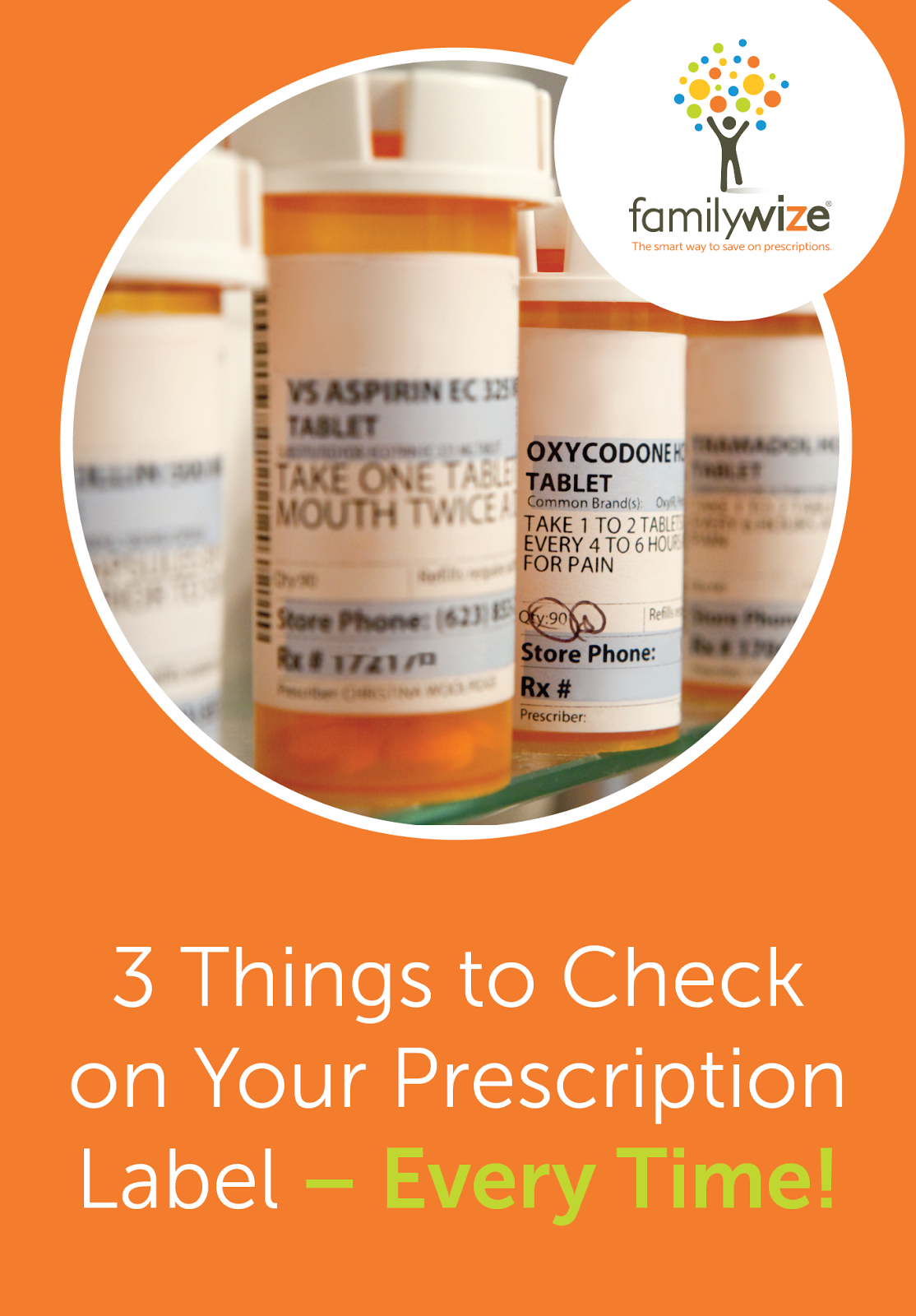 57e63b61836e By quickly reviewing the label for three key things before you leave the  pharmacy counter, you can help to ensure that your prescription will be ...