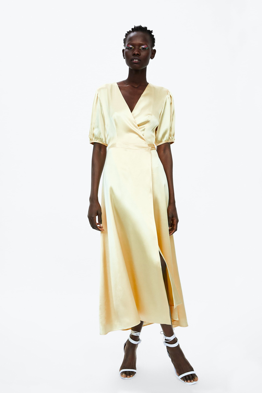 77dee44bc6 Satin dress in 2019 | Fancy Shmancy | Dresses, Satin dresses, Womens ...