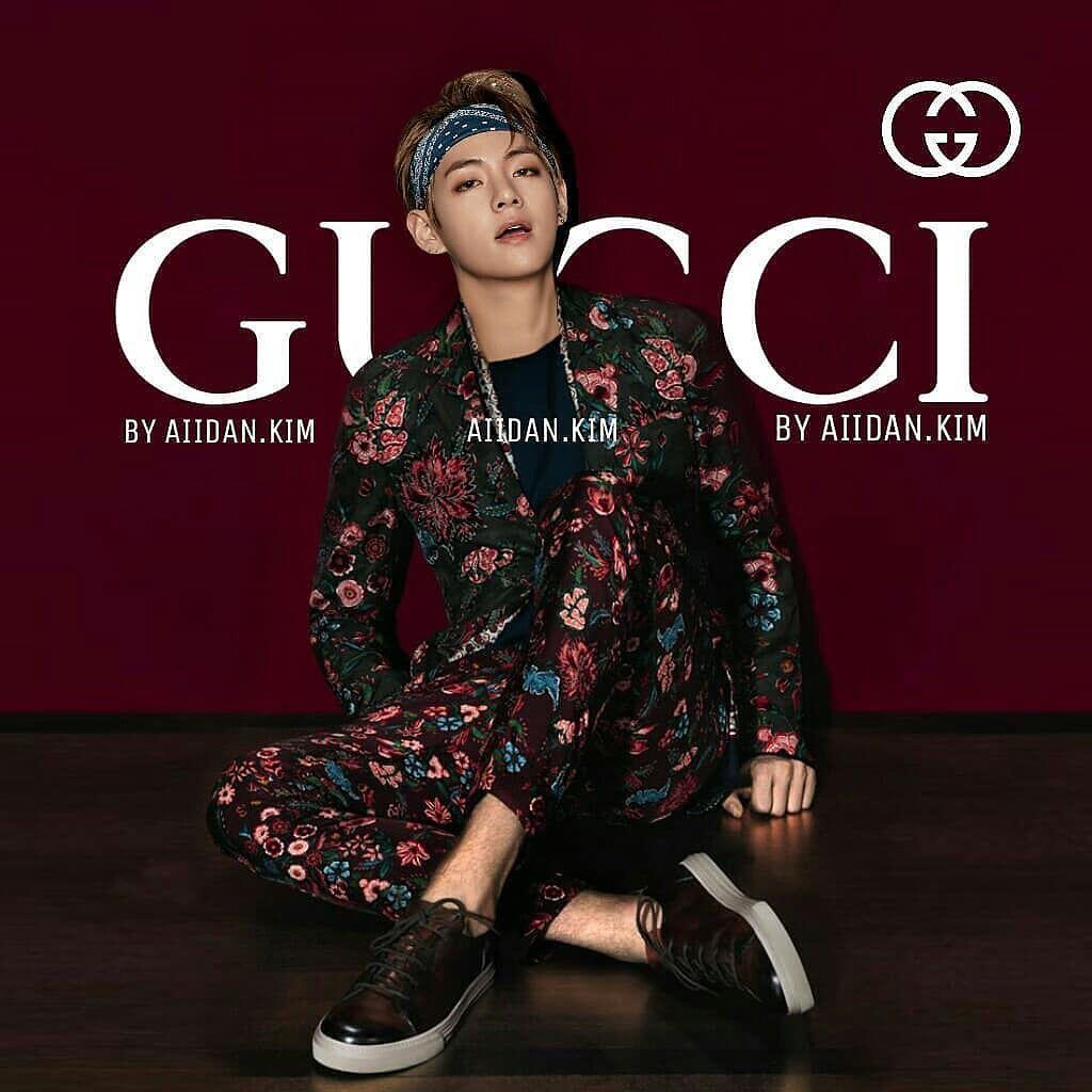 Gucci boy!!!