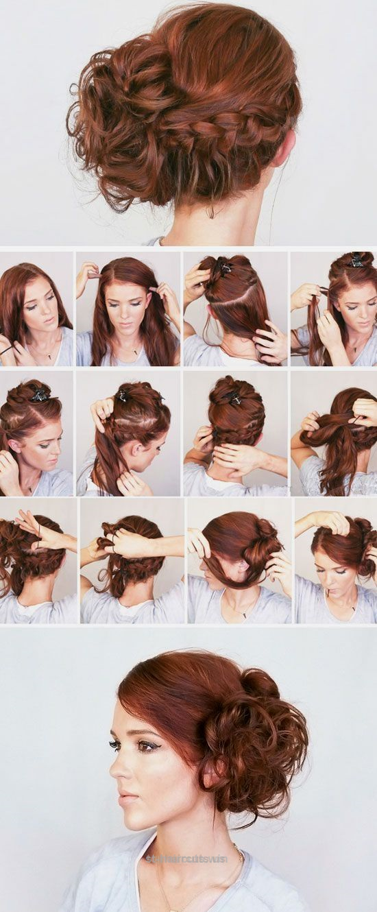 Check it out 17 Easy Boho Hairstyles For Medium Hair Romantic Lace Braid | Easy Boho Hairstyles for Medium Hair www.tophaircuts.u… The post 17 Easy Boho Hairstyles For Medium ..