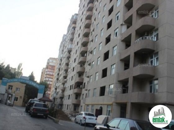 Satilir 1 Otaqli 55 M2 Yeni Tikili 9 Mkr Mir Cəlal Pasayev Kucəsi 54 Unvaninda Building Structures Multi Story Building