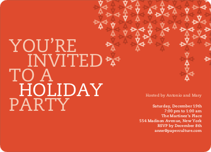 modern christmas invitations Googlehaku – Christmas Party Invitation Card