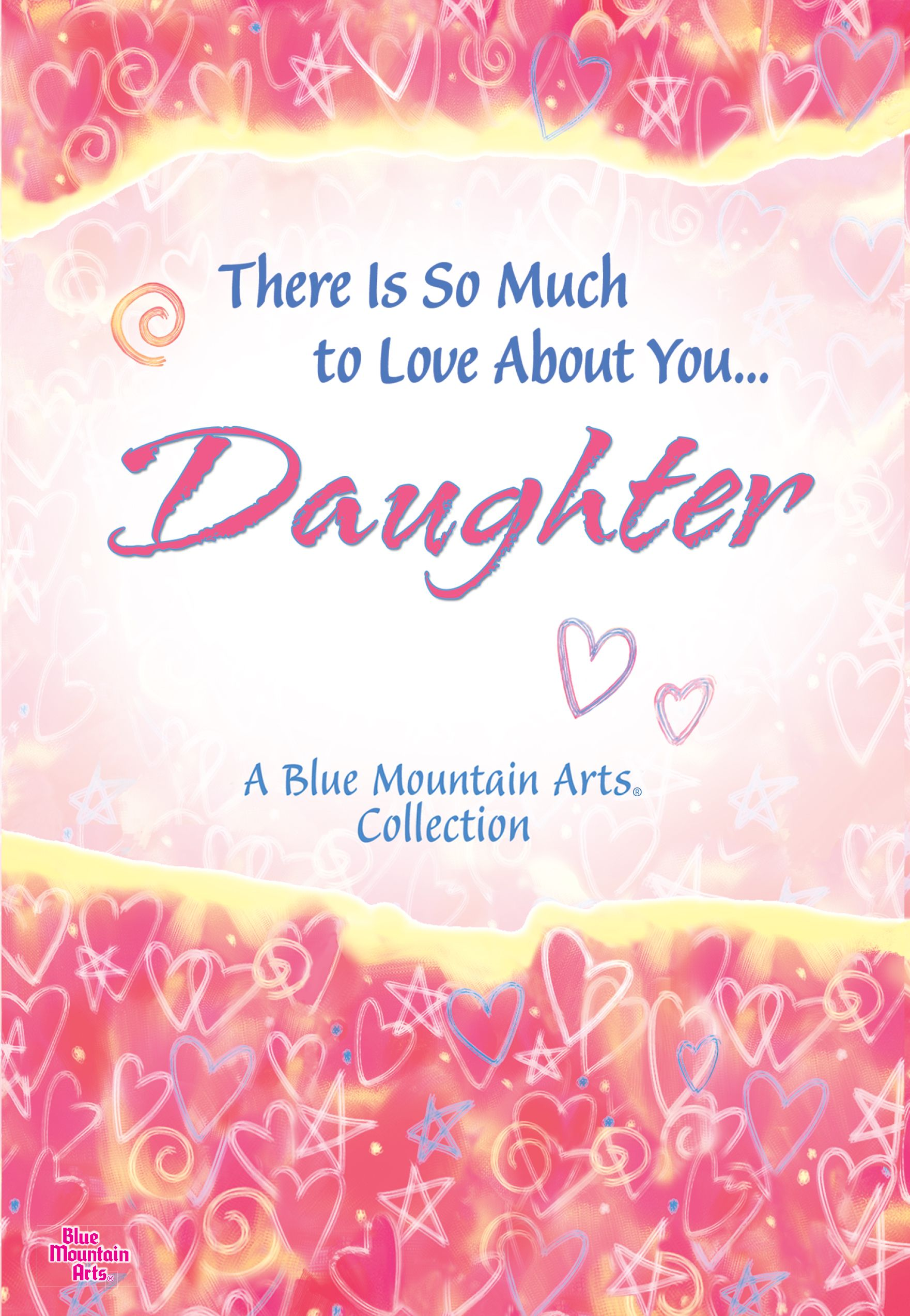 This Blue Mountain Arts collection brings to her some of the