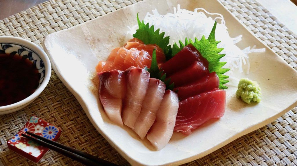 Sashimi Recipe Recipe Sashimi Recipe Sashimi Japanese Cooking