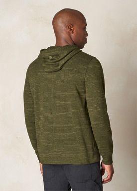 Performance Fleece Zip Hoodie