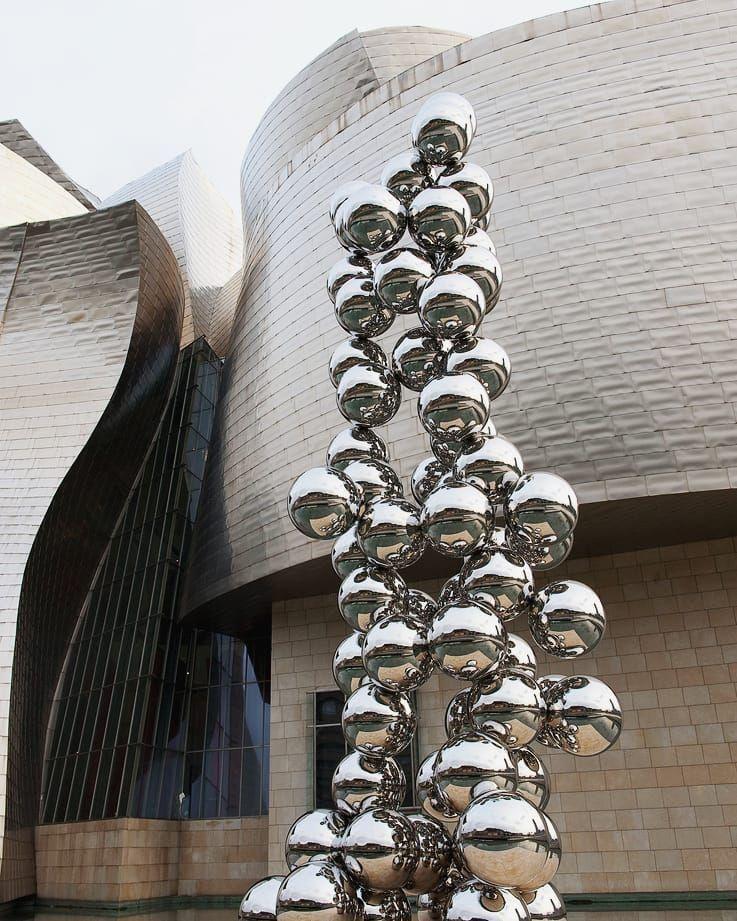 Museo Guggenheim Bilbao On Instagram De Martes Con Burbujas Para