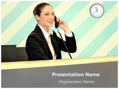 Front Office Powerpoint Template Is One Of The Best Powerpoint