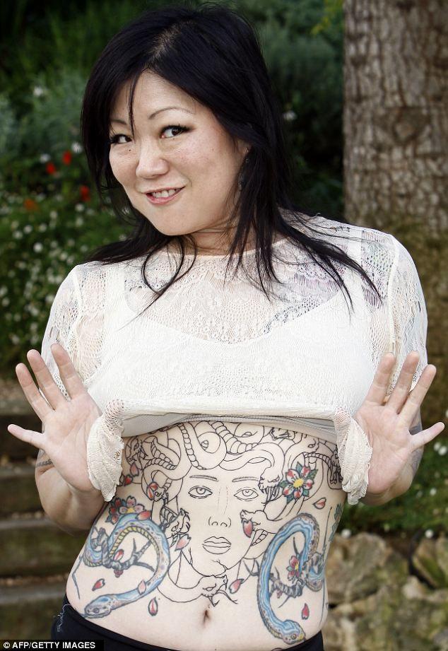 Margaret Chos Korean Spa Experience Left Comedienne Tense