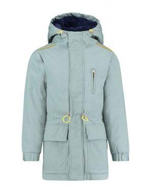 Lichtblauwe Winterjas.Kik Kid Lange Lichtblauwe Winterjas Clothes Jackets Coat Und