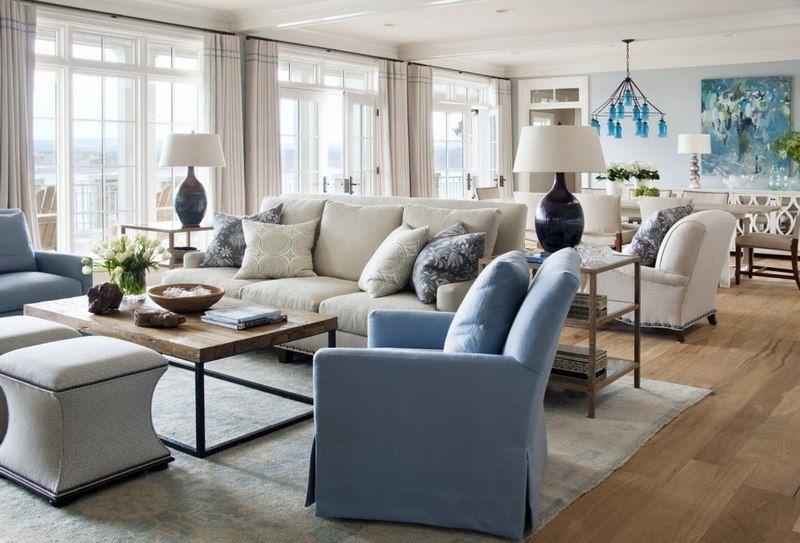 d co bord de mer chic pour toute pi ce 55 photos inspirantes bord de mer chic deco bord de. Black Bedroom Furniture Sets. Home Design Ideas