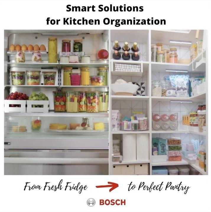 Kitchen Organization: Pantry Organization 101 -   19 the home edit pantry organization ideas