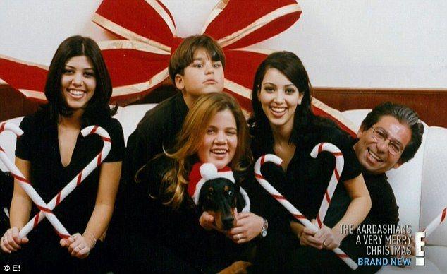 David La Chapelle Clashes With Kardashians Over Christmas Card Shoot Robert Kardashian Kardashian Robert Kardashian Senior
