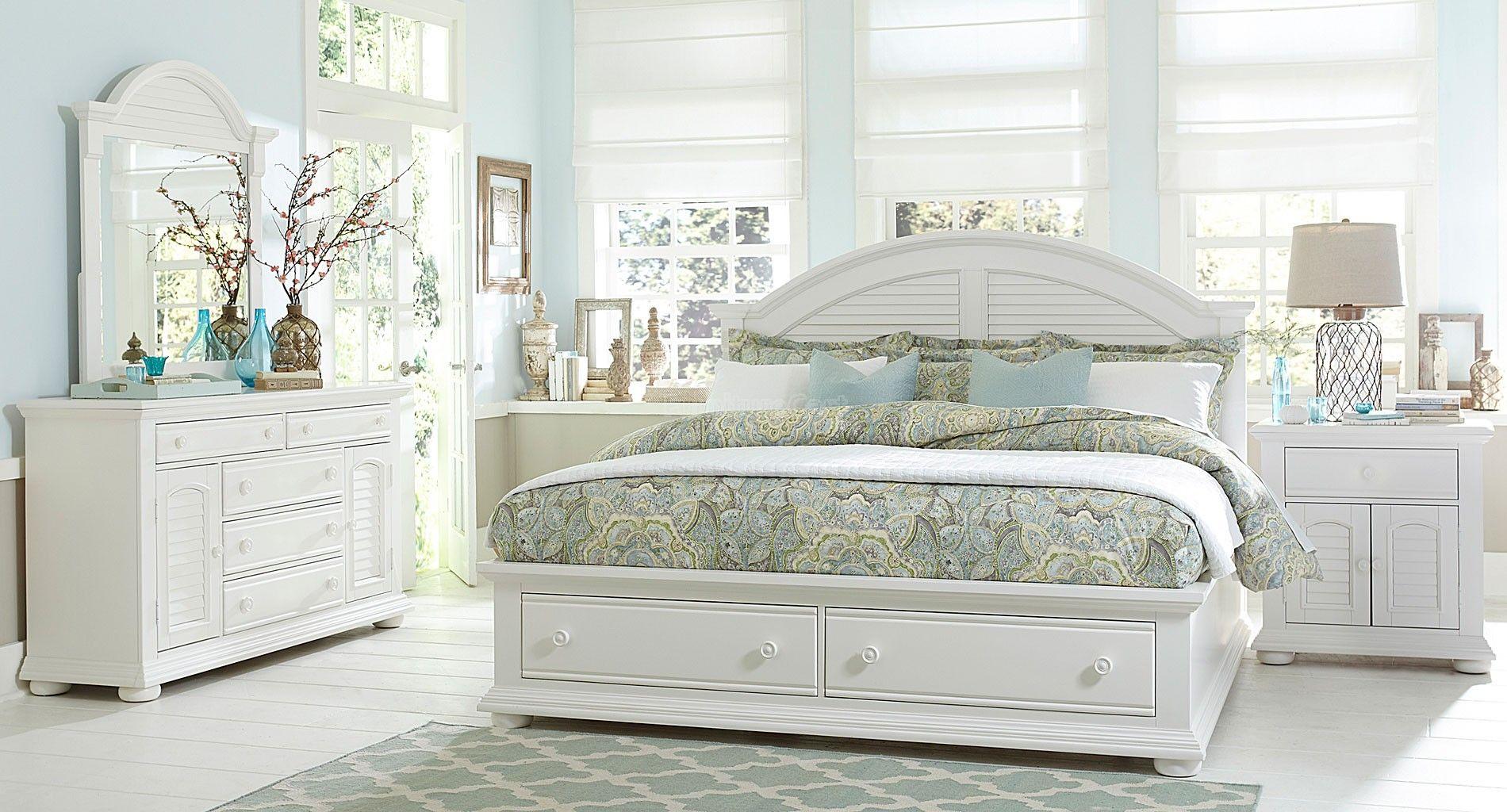 Summer House I Storage Bedroom Set Liberty furniture