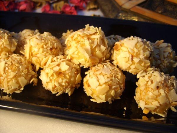 recette Gâteau aux amandes effilées et confiture : Gâteau marocain, Cuisine Femme Zoom, Recettes de cuisine ...