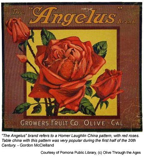 Redlands Lucius Cincinnatus Roman Rome Orange Citrus Fruit Crate Label Print