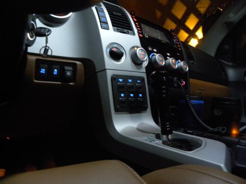 Red Dash Lights Tundratalk Toyota Tundra Discussion Forum