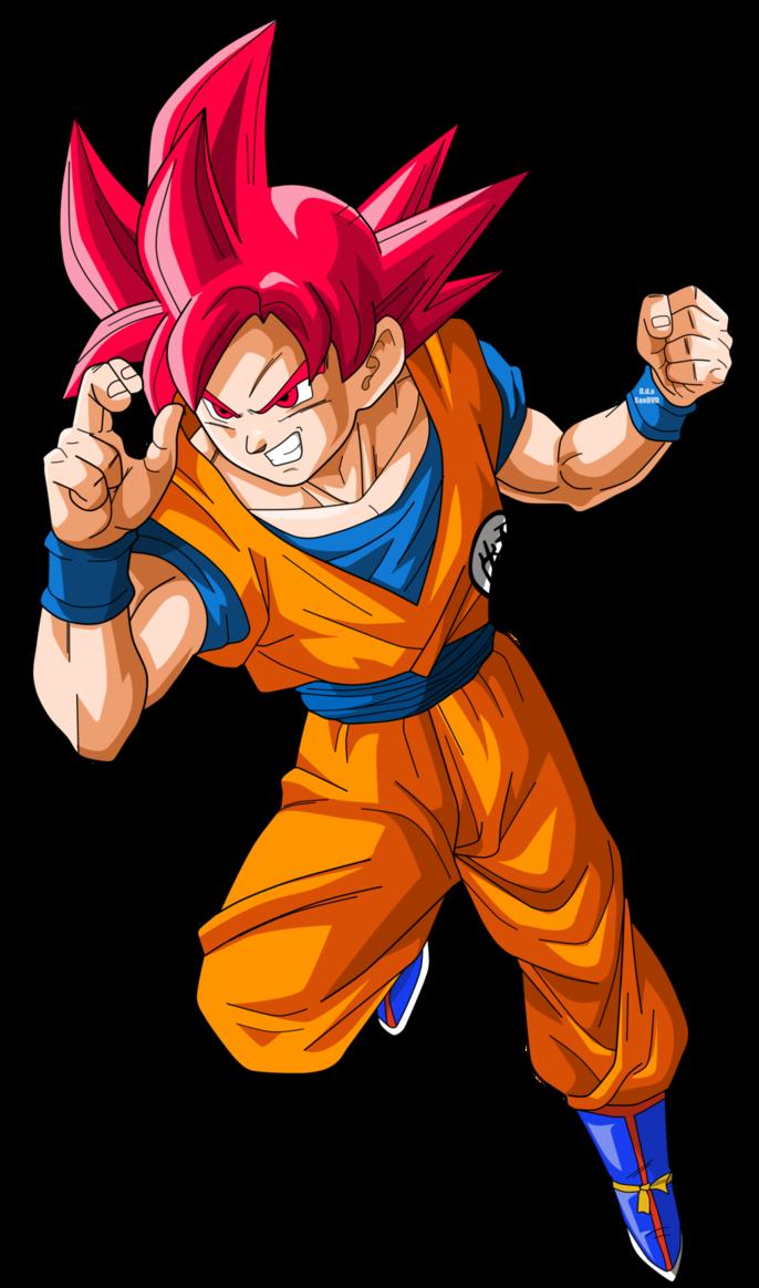 Goku Supersaiyajin God Dragon Ball Anime Dragon Ball Super Dragon Ball Super Manga