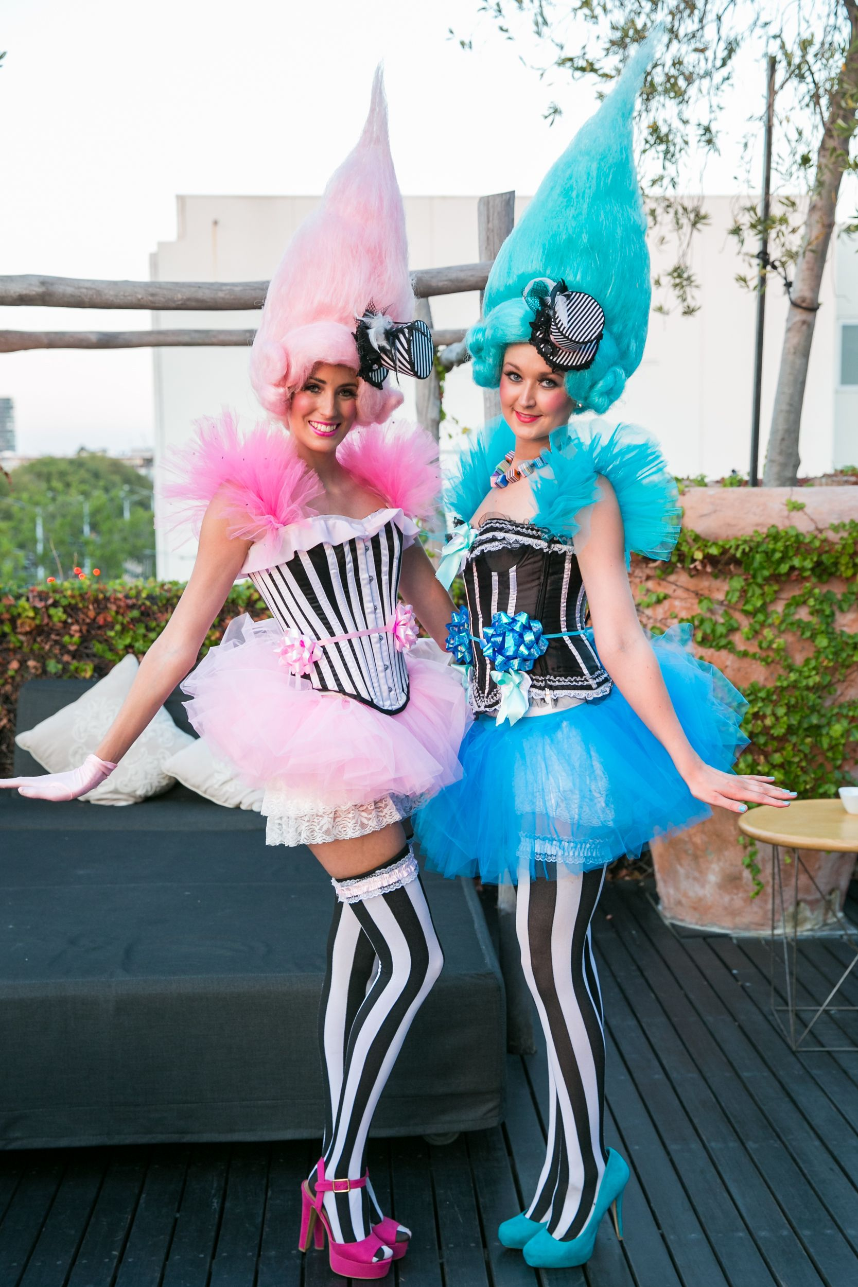 Cotton Candy Girls  Costumesmy Fantasy World  Pinterest-6773