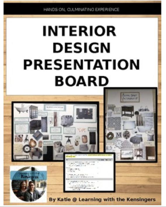 Interior Design Presentation Board Rubric, Reflection, And