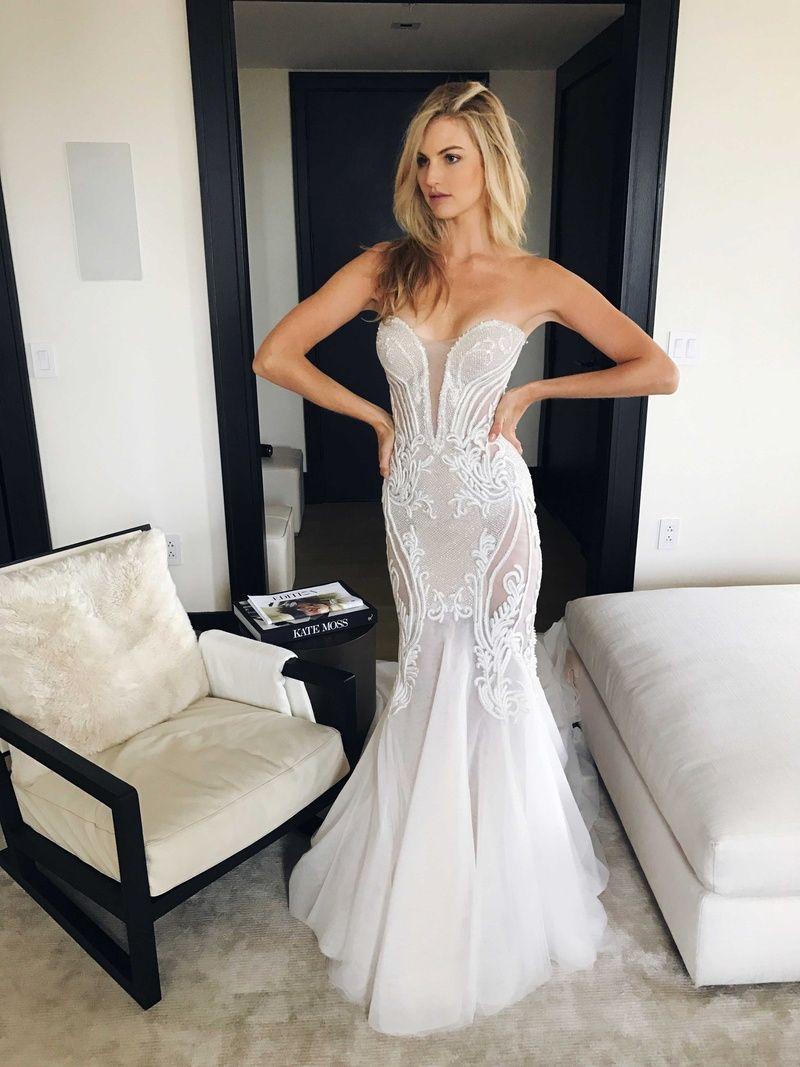 Rope Wedding Dress