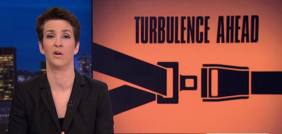 Rachel Maddow Surges To The 1 Show On Cable TV