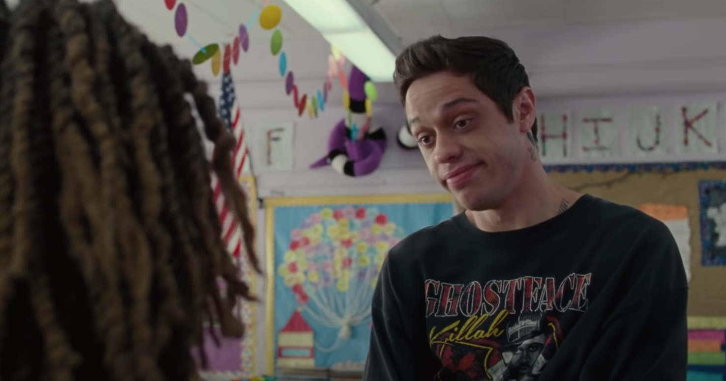 Pete Davidson Gets Personal In New Trailer For Judd Apatow Directed The King Of Staten Island In 2020 New Trailers Pete Staten Island