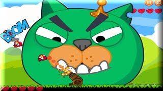 앵그리버드 할로윈 어드벤처 2 Angry Birds Halloween Adventure Walkthrough Gameplay 2…