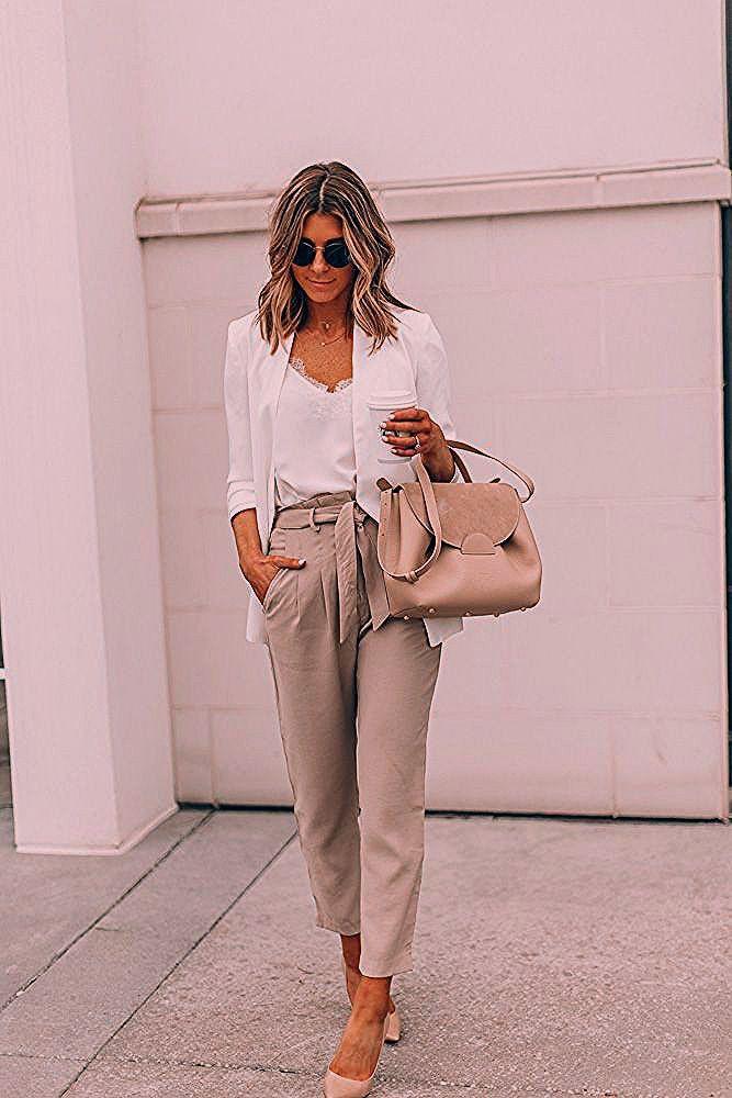 Photo of Spring Work Wear Staples Under $100 | Cella Jane