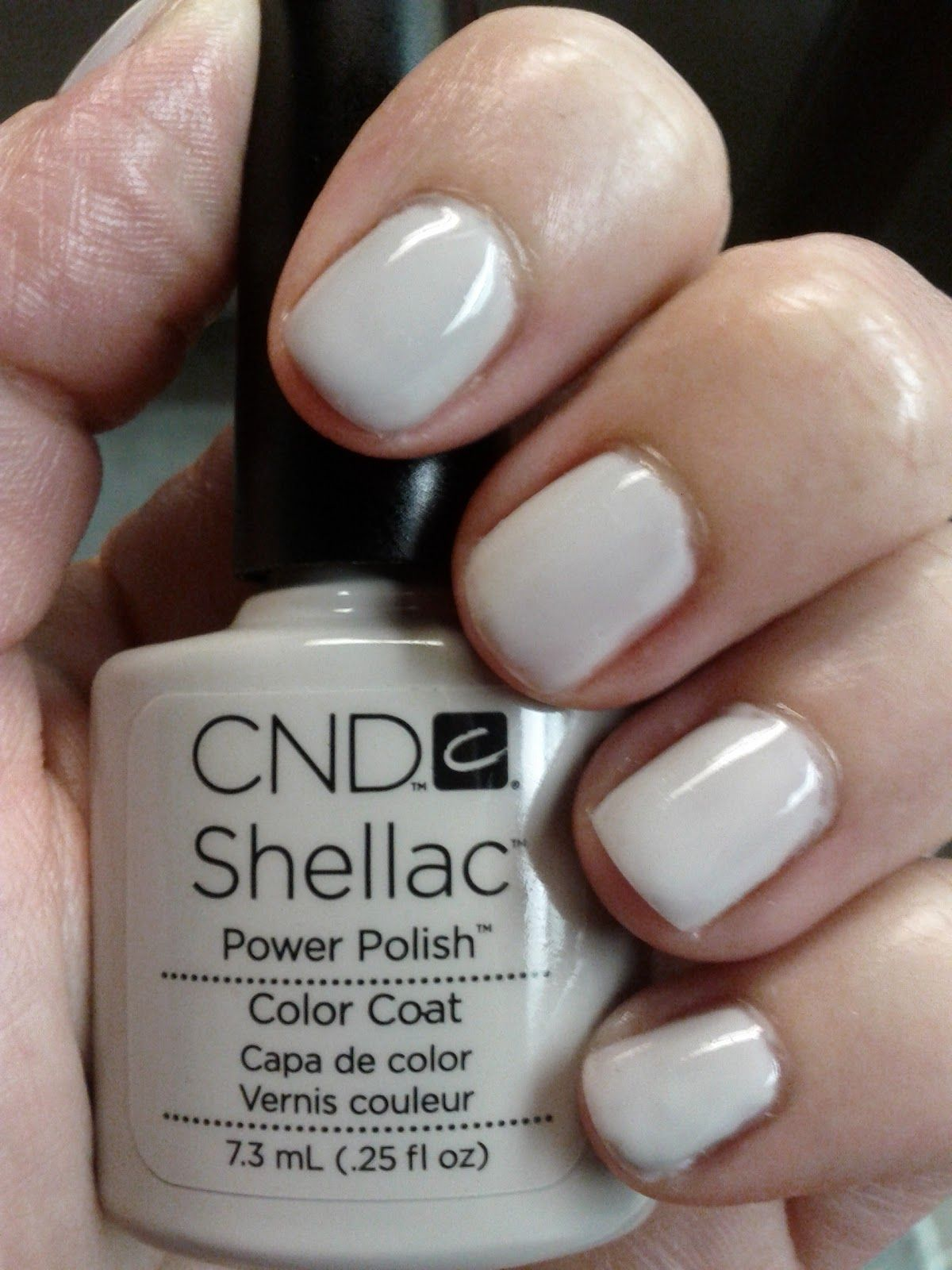 Cnd Creative Play Nail Lacquer Reviews In Nail Polish: CND Shellac In Cityscape